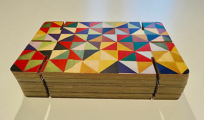 Authentic Charles and Ray EAMES House of Cards ~Medium~ 1952 designs~ 32 cards