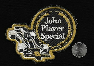 John Player Special Vintage Formula 1 Racing Collectors Patch