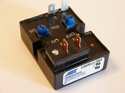 AIROTRONICS TGKAD22H/1200AA2J Time Delay Relay, 230VAC, 20A - CUBE TIMER RELAY