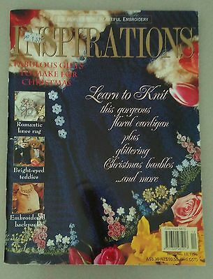 Inspirations magazine   Issue No. 12, 1996   Intact patterns