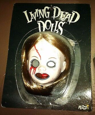 Living Dead Dolls  Posey Pencil Sharpener NEW Signed by Ed Long Mezco
