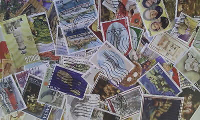 Malta Stamps Selection - 100 Used Off Paper Mostly Recent