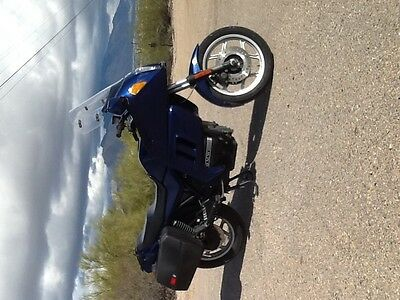 1990 BMW K-Series  Bmw k75 k75RT excellent  motorcycle.....ready to tour....