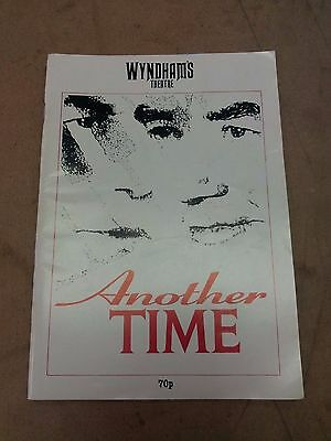 ^ Another Time Playbill, Wyndham's Theatre