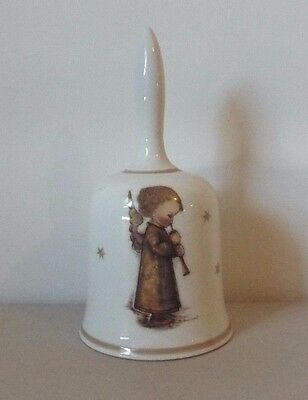 Hummel 1972 Chistmas Bell Made in West Germany