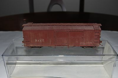 Sn3 PBL D&RGW 3000 Boxcar, expert build and weathering!!