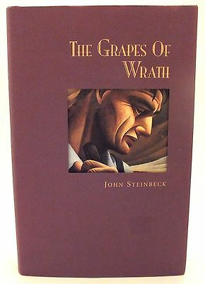 """Rare Edition - John Steinbeck """"The Grapes of Wrath"""" - 1998 Collectors Library"""