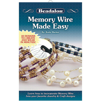 Beadalon Books Memory Wire Made Easy HACK15