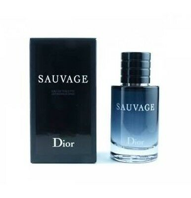 Sauvage for Men by Christian Dior 100ml Eau De Toilette Mens Perfume EDT