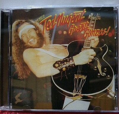 Ted Nugent Great Gonzos cd