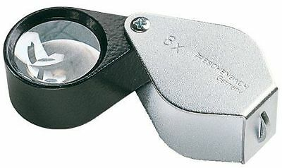 Eschenbach Precision Folding Magnifier Loupe 23mm 8X Coin Jewelry Stamp Diamonds