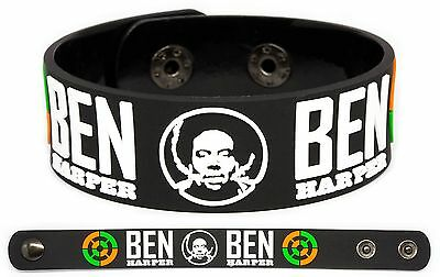BEN HARPER Rubber Bracelet Wristband Call It What It Is Childhood Home