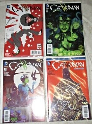 Catwoman U-PICK ONE #41,44,45(Variants),Annual 1 or 2 DC New 52 PRICED PER COMIC