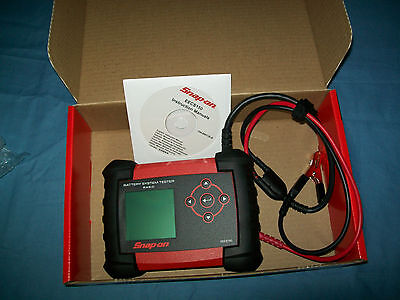 NEW Snap-on™ EECS150 Basic Battery & Electrical System Tester NIB