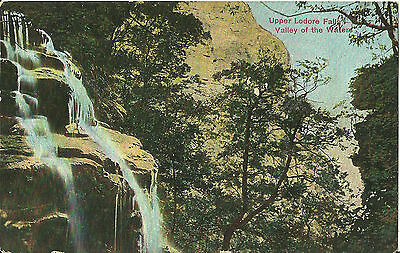 Postcard - Lodore Falls, Valley of the Waters, Blue Mountains, NSW, Australia