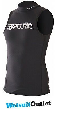 **2015 Rip Curl Thermo Flash Dry Vest in Black WVELCM