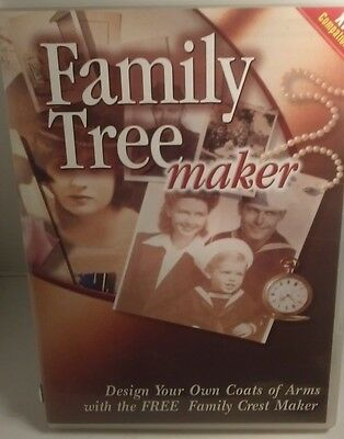 Family Tree Maker PC