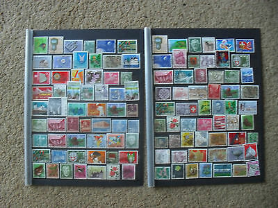 Switzerland Used Stamps Of Paper Lot 1