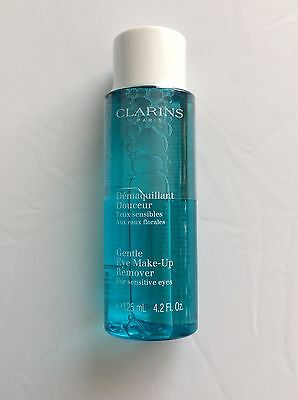 Clarins Gentle Eye Make Up Remover for Sensitive Eyes - 125ml