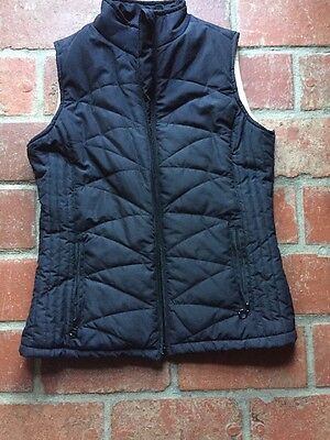 Sporte Leisure Zip Up Vest Golf Top. Lined. Warm. As New