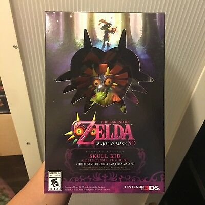 The Legend of Zelda: Majora's Mask 3D Limited Edition Nintendo 3DS | Skull Kid