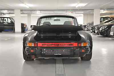 1981 Porsche 930  PORSCHE 911 TURBO 3.3 - RARE EURO VERSION - LOW MILEAGE