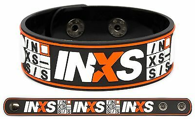 INXS Rubber Bracelet Wristband Underneath the Colours Original Sin