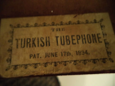 Xylophone--The Turkish Tubephone1894(Open To Best Offers) Consignment Store