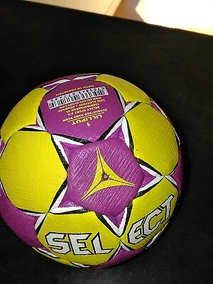 ballon handball select neuf
