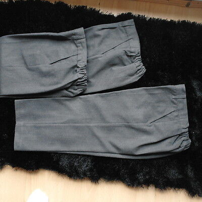 3x boys school trousers bundle 4 years Marks&Spencer   VGC