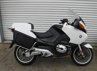 2007 BMW R-Series  R1200RT-P Police-Runs good-stops good-ABS problem $150-599 ship US No Reserve