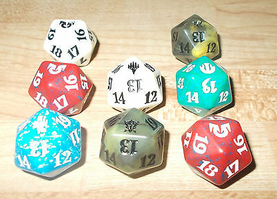 Mtg 8X Official Spin Down Dice