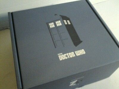 Doctor who zbox limited edition complete