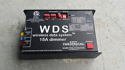 City Theatrical WDS 15A Dimmer (City Theatrical 5520