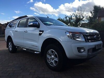 Ford Ranger 3.2 limited NO VAT