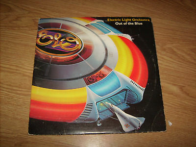 Elo - Out Of The Blue Album