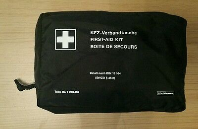 Holthaus Genuine Bmw First Aid Kit Din 13164 Exp 12/2020