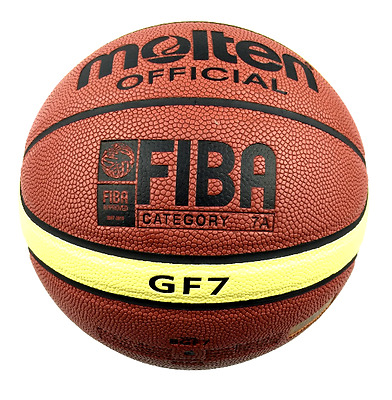 Amazing Molten FIBA basketball ball - GF7, free + fast delivery (size 7) & gifts