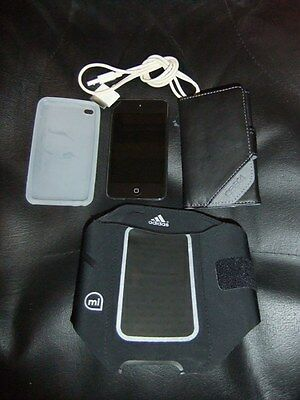 Apple iPod touch 2nd Generation (Late 2008) Black (32GB)