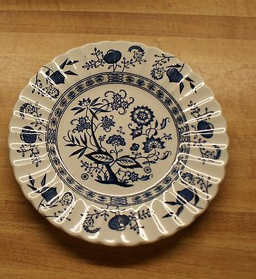 Meakin D & G Classic White Blue Nordic 1 Salad Plate 7 inch