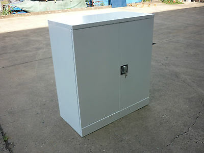 Closing Down Sale Stationery Cupboard,new, Steel Lockable 915W X 450D X1020H