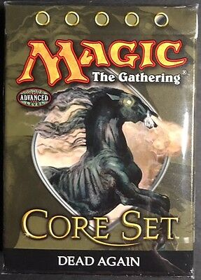 2005 Magic the Gathering 9th Edition Core Set Dead Again Theme Deck SEALED