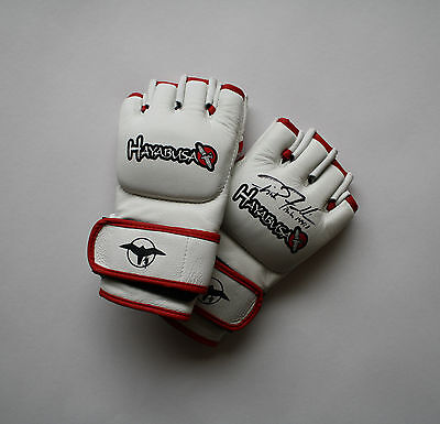 "Rich ""ace"" Franklin Ufc Mma Fighter Signed Hayabusa Fight Gloves Ufc Champion"