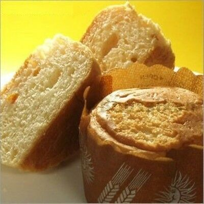 Disaster Stockpile Canned Pan Bread 6 cans Fruits Taste Healthy Snacks F/S o3