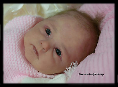 Reborn Newborn Girl~Cute Baby Candy By Ping Lau~Very Detailed
