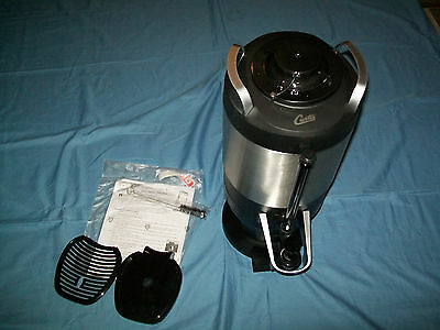 NEW Curtis TXSG1501S600 ThermoPro 1.5 Gallon Vacuum Server with Stylized Base