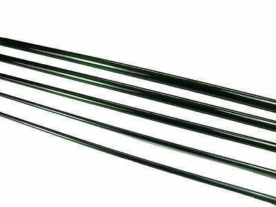Olde Fly Shop Series Im-8 Graphite Fly Rod Blank 9Ft 9Wt 4Pc Green Two (2) Tips