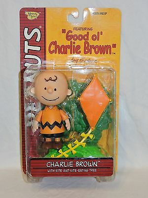 "Peanuts Good Ol' Charlie Brown 5"" Action Figure - Charlie Brown - New in Box"