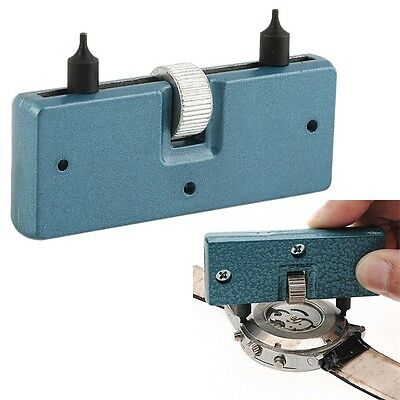 Watch Repair Tool Adjustable Back Case Opener Cover Remover Watchmaker BY