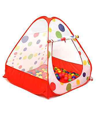 iCorer young Kids Tents/Play Tent Portable Folding Twist, Indoor and Outdoor Kid